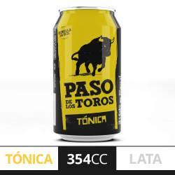 Gaseosa Tónica Paso de los Toros Lata x 354 cc.