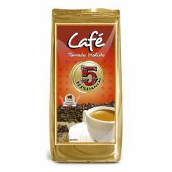 Café Molido los 5 Hispanos x 250 g.