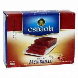 Dulce de Membrillo Esnaola x 500 g.