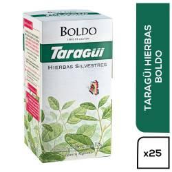 Té en Saquitos Taraguí Boldo x 25 un.