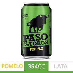 Gaseosa Pomelo Paso de los Toros Lata x 354 cc.