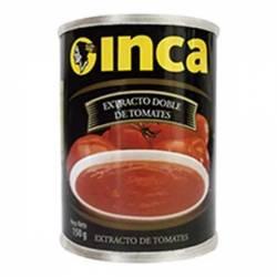 Extracto de Tomates Doble Inca x 150 g.