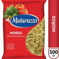 Fideos Moño Matarazzo x 500 g.
