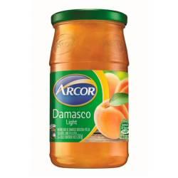 Mermelada Arcor Damasco - Bajas Calorías x 390 g.
