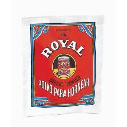 Polvo para Hornear Royal x 50 g.