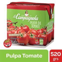 Pulpa de Tomate La Campagnola Brick x 520 g.