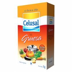 Sal Gruesa Celusal Estuche x 1 Kg.