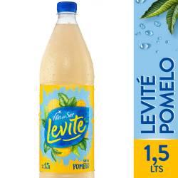 Agua sin Gas Levité Pomelo x 1,5 Lt.