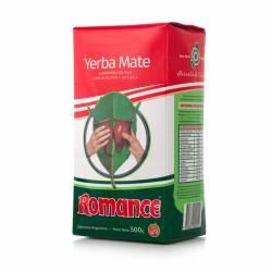 Yerba Mate con Palo Romance x 500 g.