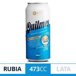 Cerveza Quilmes Lata x 473 cc.