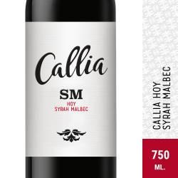 Vino Tinto Callia Alta Syrah-Malbec x 750 cc.