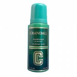 Desodorante Aerosol Crandall x 150 cc.