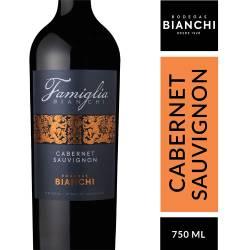 Vino Tinto Famiglia Bianchi Cabernet Sauvignon x 750 cc.