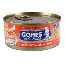 Atún en Aceite y Agua Desmenuzado Gomes Da Costa x 170 g.