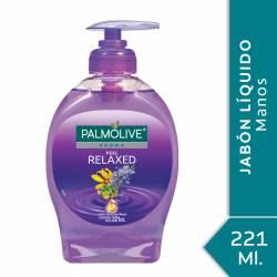 Jabón Líquido Manos Palmolive Relax x 221 cc.