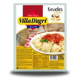 Ravioles Villa Dagri 4 Quesos x 500 g.