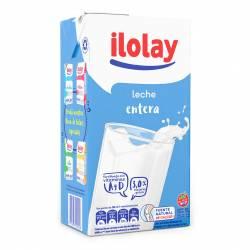 Leche L.V. Entera Ilolay x 1 Lt.