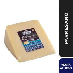 Queso La Paulina Parmesano Cuna x 1 kg.