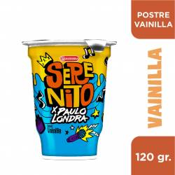 Postre Vainilla Serenito x 120 g.