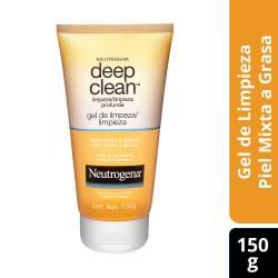 Gel de Limpieza Facial Neutrogena x 150 g.