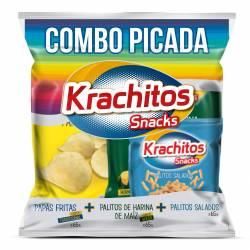 Snacks Krachitos Combo Picada x 195 g.