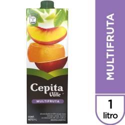 Jugo Natural Cepita Multifrutal x 1 Lt.