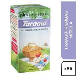 Té en Saquitos Taraguí Hierbas Digestivas x 25 un.