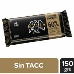 Chocolate Amargo Águila Extrafino x 150 g.