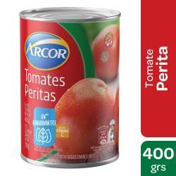 Tomate Perita Al Natural Arcor x 400 g.