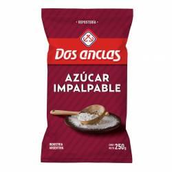Azúcar Impalpable Dos Anclas x 250 g.