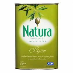 Aceite de Oliva Extra Virgen Natura Lata x 1 Lt.