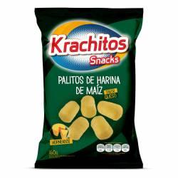 Palitos de Maíz con Queso Krachitos x 160 g.