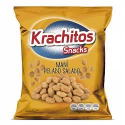 Maní Frito Pelado Salado Krachitos x 65 g.