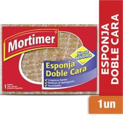 Fibra Esponja Mortimer Doble Cara x 1 un.
