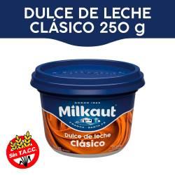 Dulce de Leche Milkaut x 250 g.
