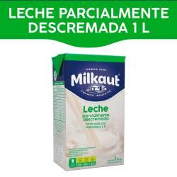Leche L.V. Descremada Milkaut Descremada con Vitaminas A y D x 1 Lt.