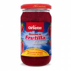 Mermelada de Frutilla Orieta x 400 g.