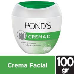 Crema Limpieza Ponds C x 100 g.
