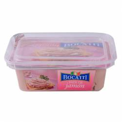 Pate de Jamón Bocatti x 90 g.