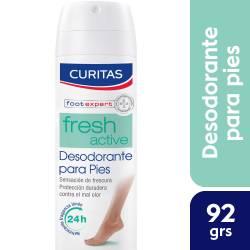 Desodorante Pédico Curitas Aerosol x 92 g.