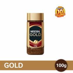 Café Instantáneo Gold Nescafé x 100 g.