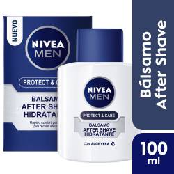 Bálsamo After Shave Nivea x 100 cc.
