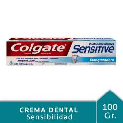 Crema Dental Sensitive Blanqueadora Colgate x 100 g.