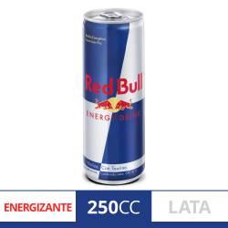 Bebida Energizante Red Bull x 250 cc.