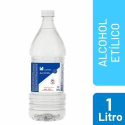 Alcohol Puro La Anónima x 1 Lt.
