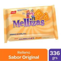 Galletitas Rellenas Mellizas x 336 g.