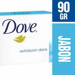Jabón de Tocador Dove Exfoliación x 90 g.