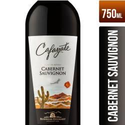 Vino Tinto Cafayate Cabernet Sauvignon x 750 cc.