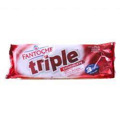 Alfajor Chocolate Triple Fantoche x 3 un. 255 g.