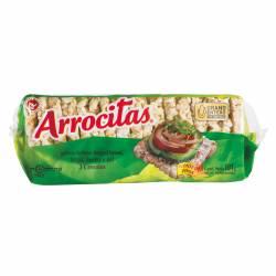 Galletas de Arroz 3 Cereales Arrocitas x 101 g.
